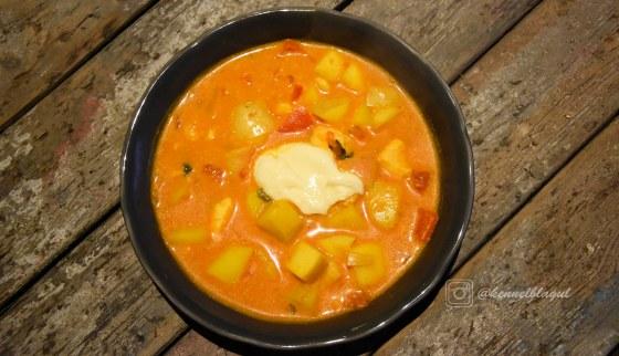 1 grodans soppa